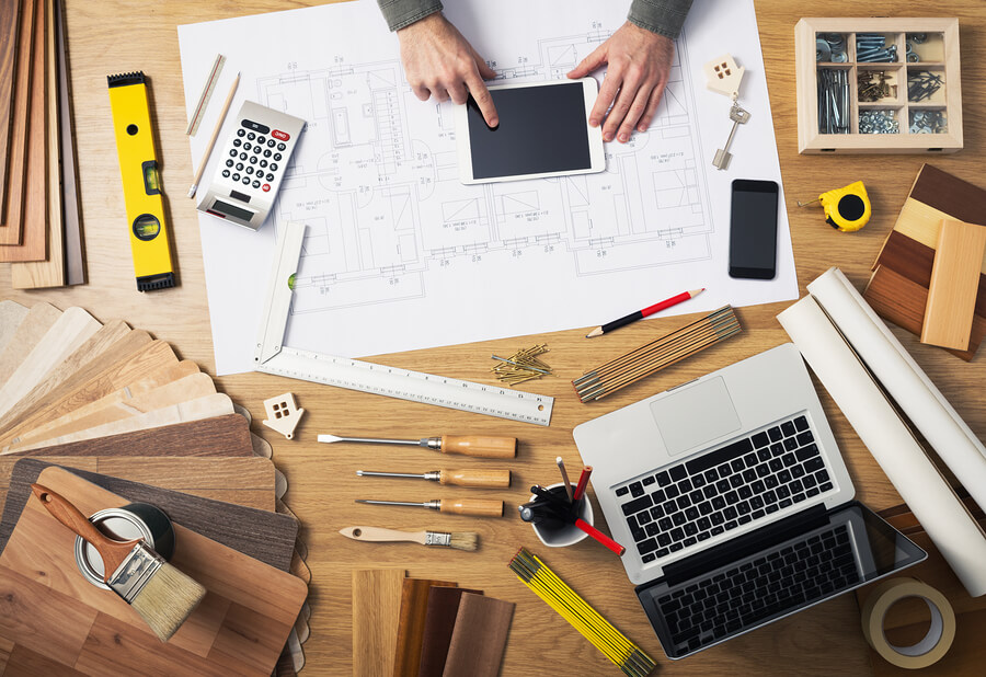 Skills required to become an architect